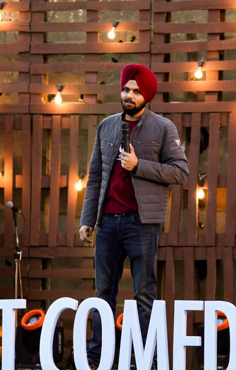 Just Comedy - Jaspreet singh